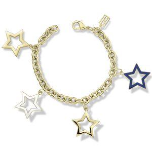 Tommy Hilfiger 2700891 Damen Armband CLASSIC SIGNATURE Gold 19 cm