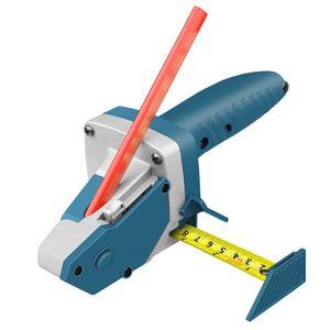 Gipskarton-Schneidwerkzeug Trockenbau-Schneide-Artefakt-Werkzeug mit Maßband Holzbearbeitung