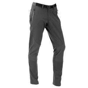 Maul - Waxenstein 2 Herren Softshell Tourenhose - schwarz, Größen:XL
