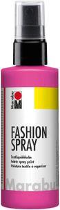 "Marabu Textilsprühfarbe ""Fashion Spray"" pink 100 ml"