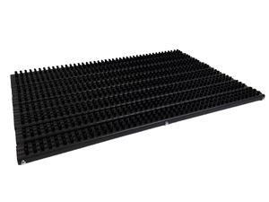 """Bürstenmatte / Schuhabstreifer """"Atlantik"""" (59x38,5) das Original von BÜMAG - witterungsbeständig da Kunststoff und PVC-Borste - perfekter Fussabstreifer für den Innen- und Außenbereich!"""