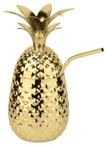 Paderno Trinkbecher BAR Ananas Gold 500 ml