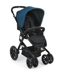 Chic 4 Baby Sportwagen Pronto Kinderwagen Melange Blue