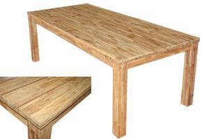Gartentisch Tisch PALA Holztisch Esstische Speisetisch Garten Möbel Akazie