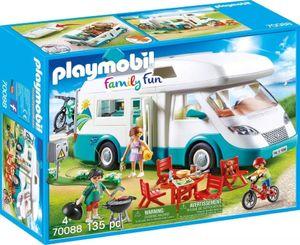 PLAYMOBIL Familien-Wohnmobil, 70088