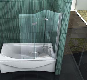 """Badewannen-Aufsatz """"VARIO"""" 130 x 140 cm"""