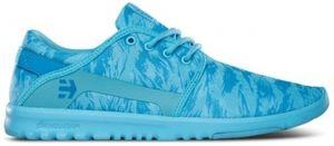 Etnies - Scout Sneaker Herren Fitness Blau Hot Coral Blue Größe 46 (US12)