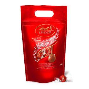 Lindt Lindor Milch, Schokolade, 1kg Beutel