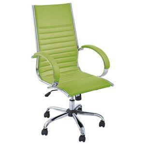 Chefsessel 'Ernesto' SCRAFIX Bürostuhl Drehstuhl Schreibtischstuhl grün