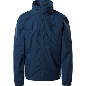 The North Face M Resolve 2 Jacket Monterey Blue M