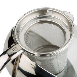 NAVA TEEKANNE Teesieb KAFFEEKANNE Teebereiter Teekessel Glaskanne ACER 1,1 l