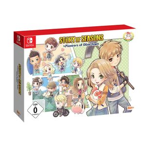 Story of Seasons: Pioneers of Olive Town - Deluxe Edition - Nintendo Switch