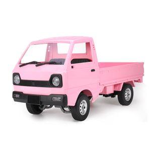 1/10 2.4G 2WD Ferngesteuerte-trucks LKW Geländewagen RC-Fahrzeugmodelle mit 3 Batterie