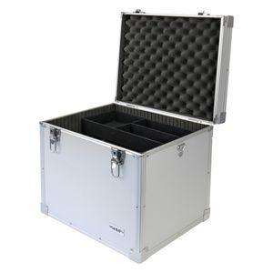 HMF 14802-02 Putzbox, Alu Aufbewahrungsbox, Putzkasten, Universalkoffer, 41 x 33 x 36 cm
