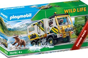 PLAYMOBIL® 70278 Expeditionstruck