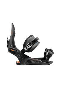 Nidecker Muon-X Snowboard Bindung 2020/21 Farbe: Black / Orange, Schuh Größe: L