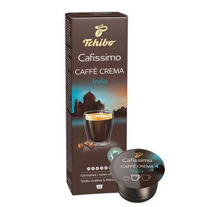 Tchibo Cafissimo Caffè Crema India Kapseln, 10 Stück