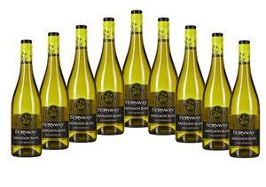 Weißwein New Zealand Sauvignon Blanc Fernway trocken (9x0,75l)
