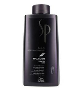 Wella SP Salon Professional Men Maxximum Shampoo 1000 ml