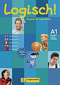 Logisch! - Deutsch für Jugendliche Vokabeltrainer, CD-ROM (Englisch - Griechisch - Italienisch - Spanisch - Türkisch)