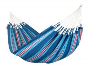 La Siesta - Doppel-Hängematte Currambera Farbe: blueberry 21406174007-blueberry