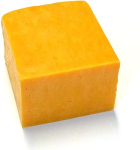 Original Irischer Cheddar Käse herzhaft ca 1kg