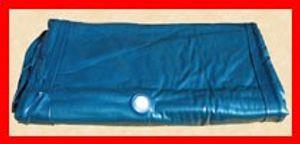 WASSERBETT MATRATZE WASSERKERN 90-100 x 200-220, Länge:220, Breite:160, Härtegrad:mittel beruhigt