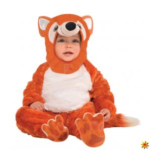 Babykostüm Flauschiger Fuchs, Größe:92