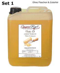 Pasta Öl 5 L wie herzhafter italienischer Hartkäse VEGAN gluten-/ lactosefrei