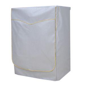 vergoldete beschichtete obere Abdeckung Waschmaschine Waschmaschine Trockner Abdeckung Goldband auf - l 2 wie beschrieben Goldband an - L