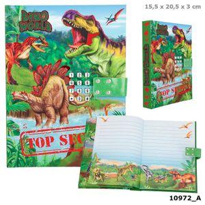 Depesche Vertrieb GmbH & Co. Dino World Geheimcode Tagebuch 0 0 STK