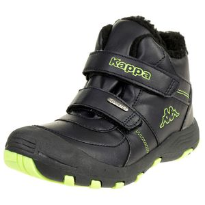 Kappa Solid Tex K Unisex Kinder Stiefel gefüttert blau 260565K, Schuhgröße:26 EU