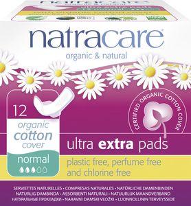 Natracare - Ultra  Extra Damenbinden Normal - 12St