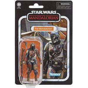 "Hasbro Star Wars E8086 The Mandalorian The Vintage Collection Figur 3,75"" Neu"
