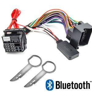 Bluetooth Adapter und Radio Ausbau Werkzeug für FORD Focus Fiesta Kuga Mondeo SONY 6000CD