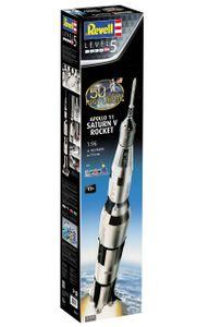 REVELL Modell Space Apollo 11 Saturn V Rocket 03704 Geschenkbox