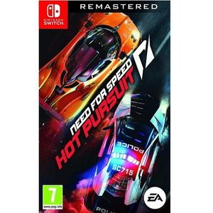 Electronic Arts Need for Speed: Hot Pursuit - Remastered, Nintendo Switch, Multiplayer-Modus, E10+ (Jeder über 10 Jahre)
