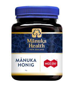 Manuka Health - Manuka Honig MGO 250+ 1000g - 100% pure NZ