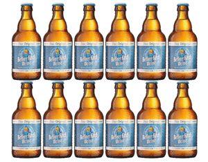 Berliner Kindl Weisse Bier Set - 12x 0,33L (3% Vol) - Inkl. Pfand MEHRWEG