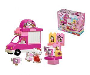 BIG PlayBIG Bloxx Hello Kitty Eiswagen