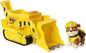 Paw Patrol - Action Fahrzeuge - große Auswahl: Chase - Marshall - Zuma - Rubble - plus Figuren, Motiv:Rubble