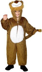 Löwe Kostüm - Kind, Größe:M