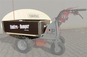 Powerpac Transportkiste für Multi-Caddy elektro MCE400
