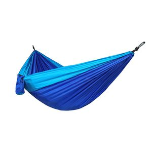 H?ngematte Schaukel Camping H?ngematte Outdoor Starkes Nylon 400kg Picknick Entdecken Sie Zeltwanderungscamp