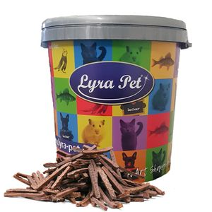 5 kg Lyra Pet® Pferdedörrfleisch in 30 L Tonne