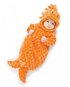 Goldfisch BabyKostüm 6-12 Monate