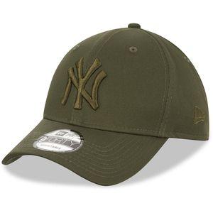 New Era League Essential 9Forty Adjustable Cap NY YANKEES Khaki, Size:Onesize
