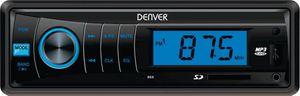 Autoradio ''CAU-444'' ,USB, SD, AUX, 4x7W