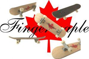 +++ Fingermaple Fingerboard made of real wood +++