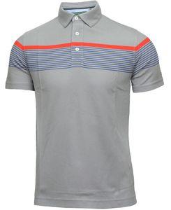 Tommy Hilfiger TM430 Golf Polohemd Herren Polo Poloshirt Freizeit grau Gr. EU: S